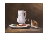 Still Life, 1861 Giclee Print by Auguste Theodule Ribot