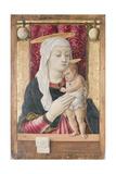 Madonna and Child, C.1468 Giclée-vedos tekijänä Carlo Crivelli