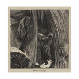 Doing Niagara Giclee Print by Arthur Boyd Houghton