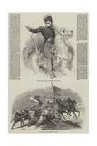The War in Algeria Giclée-Druck von Antoine Charles Horace Vernet