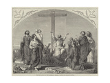 The Separation of the Apostles Giclee Print by Charles Gleyre