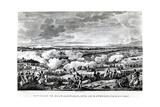 Battle of Waterloo, 18 June 1815 Giclée-Druck von Antoine Charles Horace Vernet