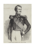 His Imperial Majesty, the Emperor of Russia Giclee Print by Charles Baugniet