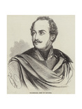 Maximilian, King of Bavaria Giclee Print by Charles Baugniet