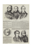 Members of the New Government Giclee Print by Charles Baugniet