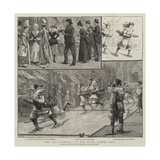 The Ice Carnival at the Royal Albert Hall Giclee Print by Charles Joseph Staniland