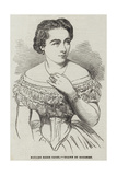 Madame Marie Cabel Giclee Print by Charles Baugniet