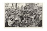 School Revisited Giclee-trykk av Charles Paul Renouard