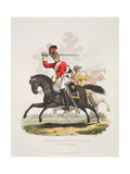 First Regiment of Life Guards, New Uniform, Engraved by Joseph Constantine Stadler, 1815 Giclee Print by Charles Hamilton Smith