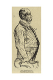 Chief Inspector Froest Giclee Print by Charles Paul Renouard