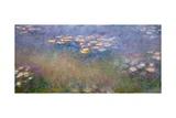 Water Lilies, C.1915-26 Giclée-Druck von Claude Monet
