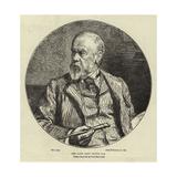 The Late John Pettie Giclee-trykk av Charles Paul Renouard