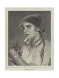 Clarisse Giclee Print by Conrad Kiesel