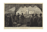 The War in Egypt Giclee Print by Charles Joseph Staniland