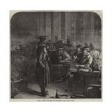 Siege of Paris, the Salle De L'Orangerie, Palace of St Cloud Giclee Print by Charles Joseph Staniland