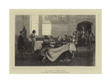 The Arrest of Anne Boleyn Giclee Print by David Wilkie Wynfield
