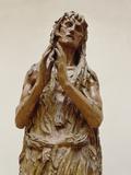 Penitent Magdalene, 1453-55 Lámina fotográfica por  Donatello