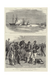 The Battle of Gemaizeh, Suakin, 20 December Giclee Print by Charles William Wyllie