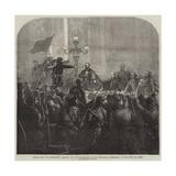 Inside Paris Giclee Print by Charles Joseph Staniland
