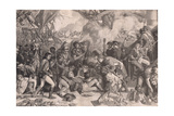 Death of Nelson Ad 1805 Giclee Print by Daniel Maclise