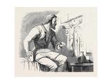 The Prisoner of Gisors Giclee Print by Edward Henry Wehnert