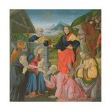 Adoration of the Magi Giclee Print by Domenico Ghirlandaio