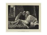 The Secret Giclee Print by Edmund Blair Leighton