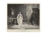 Lady Godiva Giclee Print by Edmund Blair Leighton