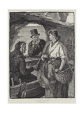 The Pride of the Market Giclee Print by Davidson Knowles