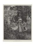 The Squire Gicléetryck av Edgar Bundy