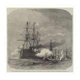 The International Naval Festival at Portsmouth Reproduction procédé giclée par Edwin Weedon