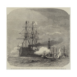 The International Naval Festival at Portsmouth Giclee Print by Edwin Weedon