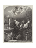 The Ivory Carver Giclee Print by Edward Henry Wehnert