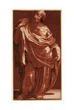 An Apostle (Paul), Between 1500 and 1552 Giclee Print by Domenico Beccafumi