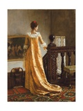 The Golden Train, 1891 Giclee Print by Edmund Blair Leighton