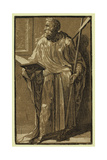 St. Philip, Between 1500 and 1552 Giclée-tryk af Domenico Beccafumi