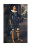 Portrait of James, 2nd Marquess of Hamilton (1589-1625) Lámina giclée por Daniel Mytens