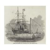 Sheers and Repairing Quay, Southampton Dock Reproduction procédé giclée par Edwin Weedon