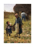 Harvest Giclee Print by Federico Rossano