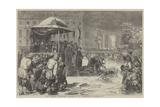 The Jordan Epiphany Custom at St Petersburg Giclee Print by Edmond Morin