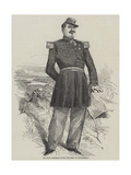 The War, General Forey, the Hero of Montebello Giclee Print by Edmond Morin