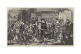A New Pupil for John Pounds Giclee Print by Edward Henry Wehnert