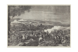 The Battle of the Alma Giclée-Druck von Emile Jean Horace Vernet