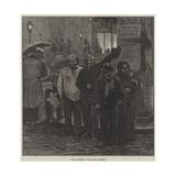 Paris Election, Nous Avons Barodet! Giclee Print by Felix Regamey