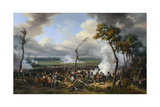 The Battle of Hanau, 1813, 1824 Giclée-Druck von Emile Jean Horace Vernet