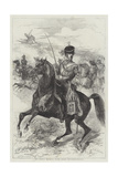The French Imperial Guard, Horse Artillery Giclee Print by Edmond Morin