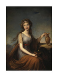 Portrait of Anna Pitt, as Hebe, 1792 Giclée-Druck von Elisabeth Louise Vigee-LeBrun