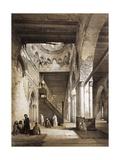 Mosque of Ibn Tulum Reproduction procédé giclée par Emile Prisse d'Avennes