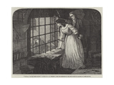 Picciola; Or, the Prison Flower Giclee Print by Edward Henry Wehnert