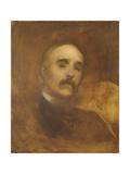 Georges Clemenceau (1841-1929) Reproduction procédé giclée par Eugene Carriere